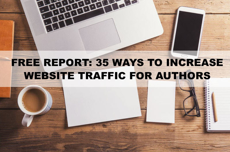 Get Stephanie's Free Report: 35 Ways to Increase Website Traffic