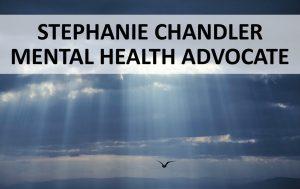 MENTAL HEALTH ADVOCATE - Writer, Speaker