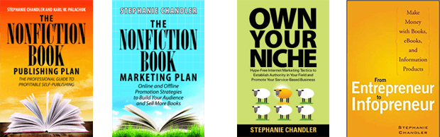 stephanie's books