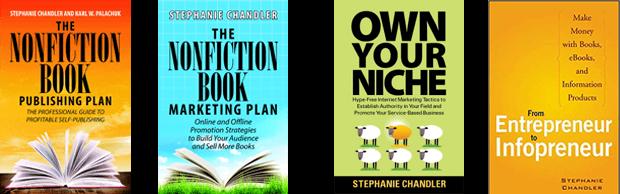 stephanie's books