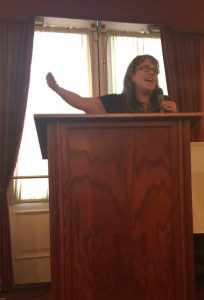 Stephanie Chandler professional keynote speaker content marketing