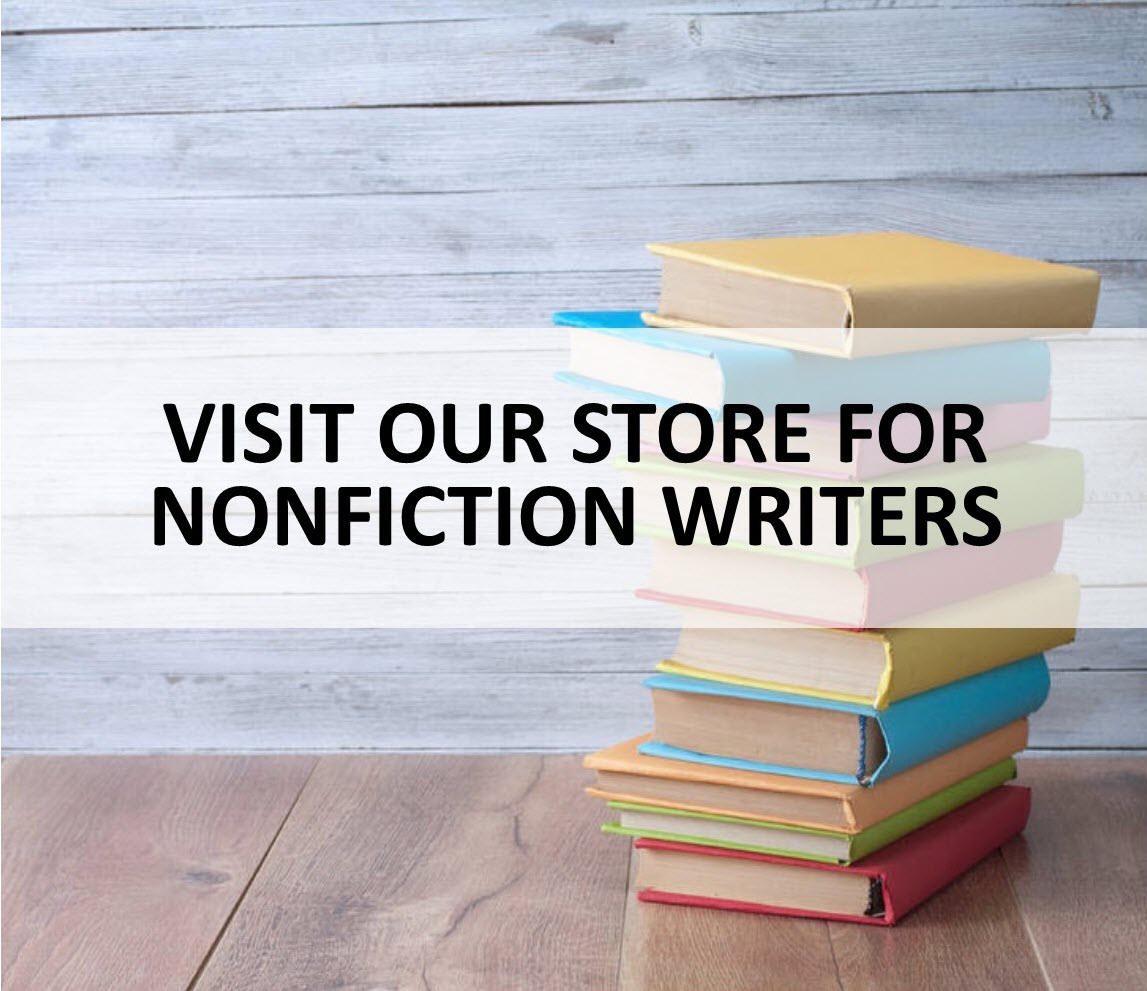 Visit Our Store for Nonfiction Writers