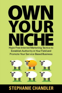 Own Your Niche: Hype-Free Internet Marketing Tactics to Establish Authority in Your Field and Promote Your Service-Based Business by Stephanie Chandler